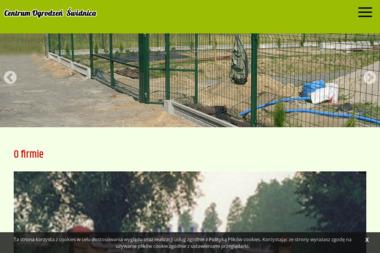 PPHU MM. Produkcja ogrodzeń betonowych, produkcja ogrodzeń - Schody Metalowe Jagodnik