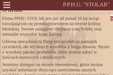 Jaworecki Artur PPHU Stolar - Stolarz Międzylesie