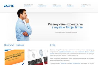 PPK S.C. - Strony internetowe Limanowa