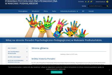 Poradnia Psychologiczno Pedagogiczna - Psycholog Sucha Beskidzka