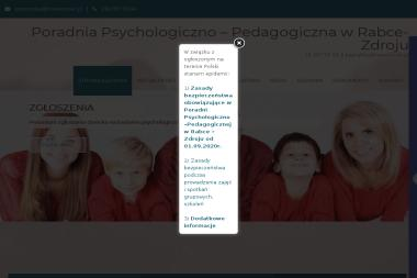 Poradnia Psychologiczno Pedagogiczna - Psycholog Rabka-Zdrój
