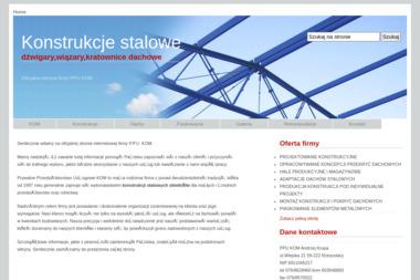 PPU Kom - Konstrukcje Inżynierskie Rzeszotary