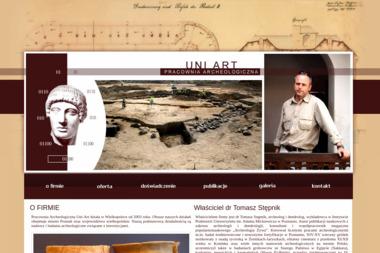 Pracownia Archeologiczna Uni Art Tomasz Stępnik - Firma Geodezyjna Poznań