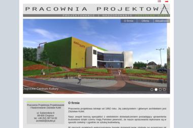 Pracownia Projektowa Projektowanie i Nadzorowanie Zdzisław Kufel. Architekt, projektowanie - Adaptacja projektów Chojnice