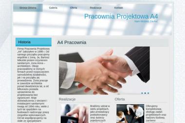 A4 Pracownia Projektowa Bartosz Mikulski - Projekty Domów Parterowych Siedlce