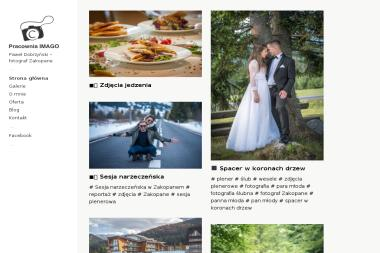Pracownia Informacji Obrazowej i Wydawnictwo Imago - Fotografowanie Koczargi Stare