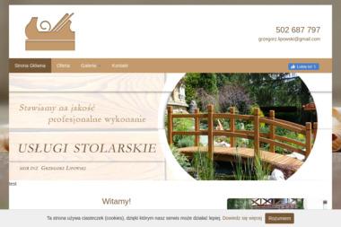 Usługi stolarskie mgr inż. Grzegorz Lipowski - Drzwi Wałbrzych