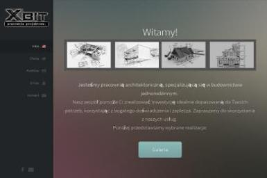 Xbit. Pracownia Projektowa, projekty domów - Architekt Legionowo