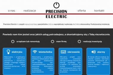 Precision Electric Krystian Deyna - Wykonanie Instalacji Elektrycznych Sopot
