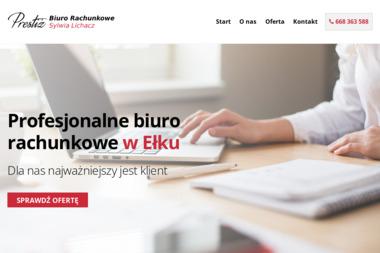 Biuro Rachunkowe Prestiż - Usługi finansowe Ełk