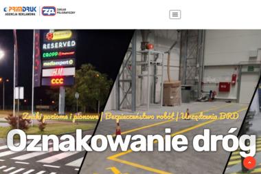 Agencja Usługowo-Reklamowa Primdruk - Drukarnia Kutno