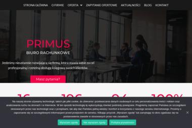 Primus Biuro Rachunkowe Katarzyna Skawińska - Biuro rachunkowe Radom
