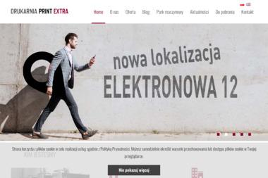 Print Extra studio graficzne drukarnia Pospiech i wspólnicy s.j. - Tapety na Zamówienie Łódź