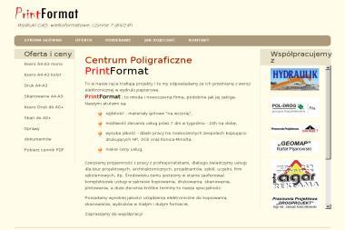 Centrum Poligraficzne PrintFormat - Drukarnia Piła