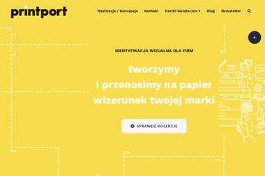 Printport Agencja Reklamy - Pozycjonowanie stron Skórzewo