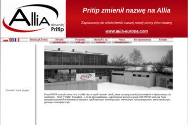 Pritip compagnie Sp.z o.o. Kotły, instalacje przemysłowe - Inżynier Budownictwa Puławy