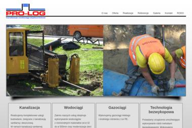 Pro-Log Sp. z o.o. - Hydraulik Nowy Sącz