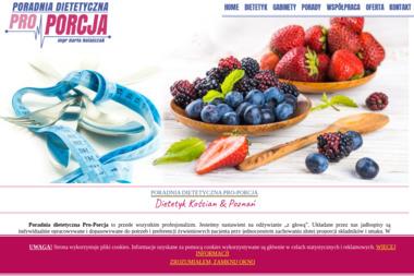 Pro-Porcja Poradnia Dietetyczna - Dietetyk Poznań