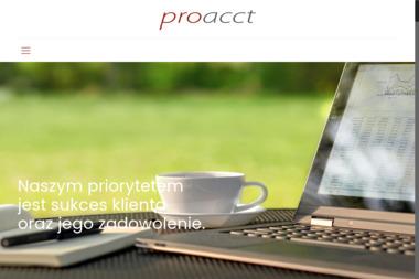 Proacct Jamróz Spółka Komandytowa - Biuro rachunkowe Cieszyn