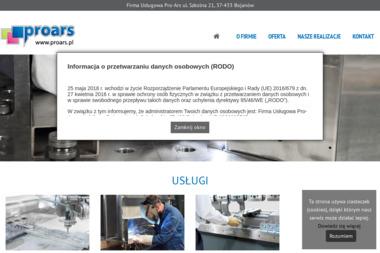 FU Pro-Ars - Elektryk Nisko