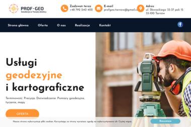 Prof-Geo - Geodezja Tarnów