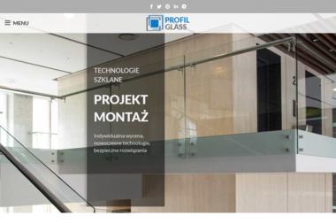 Profil Glass Iwona Nowak - Sprzedaż Okien PCV Lędziny