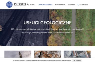PROGEO SP. ZO.O. - Geolog Katowice
