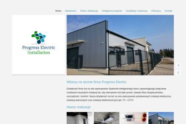 Progress Electric - Inteligentne Oświetlenie Somonino