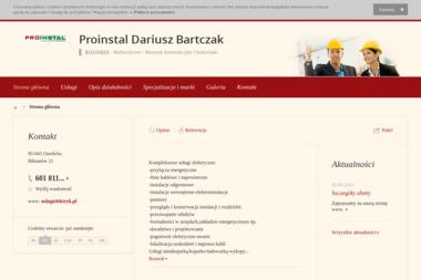 Proinstal Dariusz Bartczak - Elektryk Bibianów