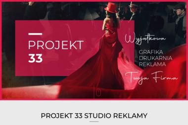 Anna Kula Projekt 33 Studio Reklamy - Strony internetowe Podzamcze