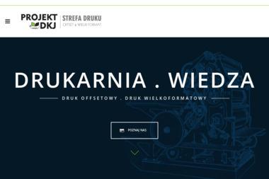 Aleksandra Niedźwiedź Projekt Dkj - Druk katalogów i folderów Wrocław