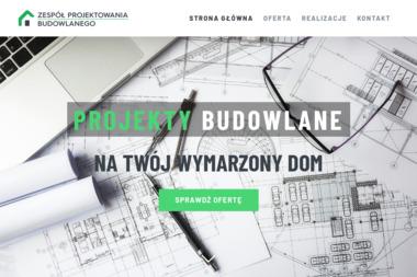 Zespół Projektowania Budowlanego Marek Wantoch Rekowski - Nadzorowanie Budowy Ciemno