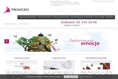 Agencja Reklamowa Promero - Materiały reklamowe Lublin