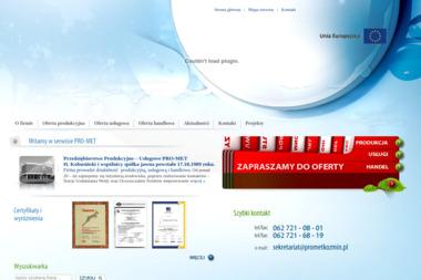 PPU Promet H Kobusiński i Wspólnicy Sp.J. - Firmy inżynieryjne Koźmin Wielkopolski