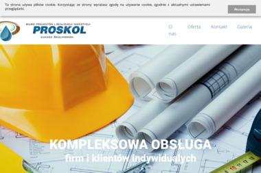 Biuro Projektów i Realizacji Inwestycji Proskol Łukasz Skolimowski - Projektowanie wnętrz Siedlce