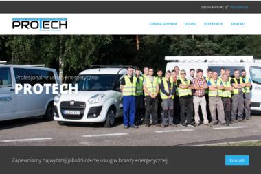 Protech S.C. Zakład Usług Energetycznych Henryk Sachling Henryk Woźniak Kamil Sachling Henryk - Instalacje Elektryczne Lębork