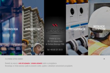 Proton s.j. - Usługi Projektowania Wnętrz Zielona Góra
