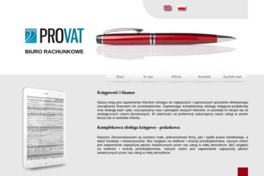 Biuro Rachunkowe ProVat s.c. - Biuro rachunkowe Niepołomice