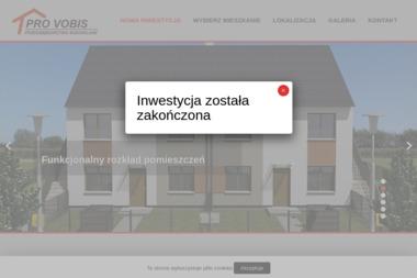 Pro Vobis Przedsiębiorstwo Budowlane - Murarz Radwanice