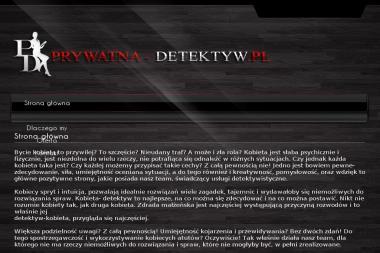 Prywatna Detektyw.pl - Prywatny Detektyw Katowice
