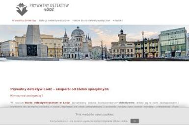 Biuro Detektywistyczne W. Filipiak - Detektyw Łódź