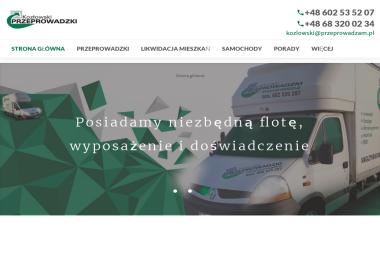 PPHU Zygmunt Kozłowski - Przeprowadzki Zielona Góra
