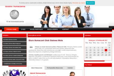 Biuro tłumaczeń Glob - Tłumacze Stalowa Wola