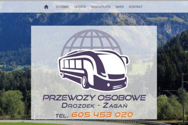 Usługi Transportowe Ciężarowo Osobowe Bus Drozdek Kazimiera - Transport Żagań