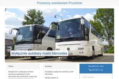 Usługi Transportowe, Przewóz Osób Autokarem. Marek Gutowski - Usługi Przewozowe Pruszków