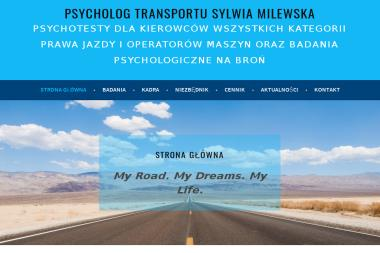 Psycholog Transportu Sylwia Milewska - Prace wysokościowe Szczecin
