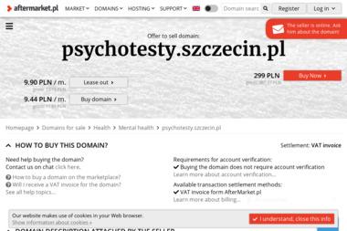 Centrum Psychologiczne - Psycholog Szczecin