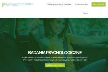 Pracownia Psychologiczna Izabela Szotowicz - Psycholog Bydgoszcz