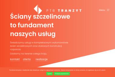 Kraśniewska Irena Przedsiębiorstwo Transportowo Budowlane Tranzyt - Domy Murowane Konin