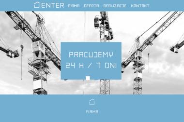 Przedsiębiorstwo Usługowe Enter - Domy pod klucz Płońsk